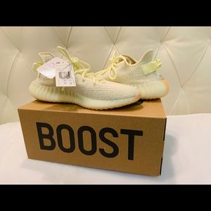 Yeezy Boost 350 V2 Butter Size 8 NWT